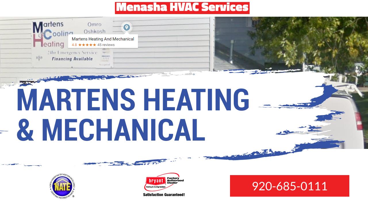 Menasha HVAC Services