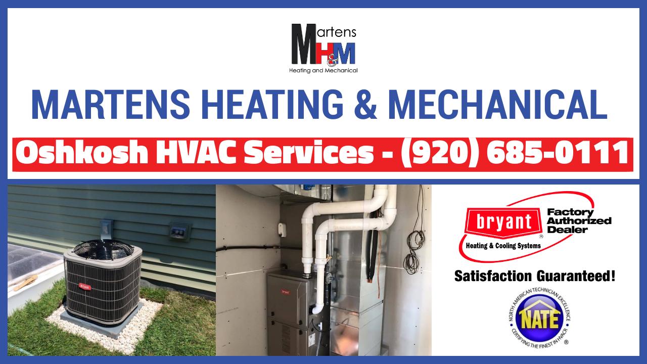 Oshkosh HVAC Services